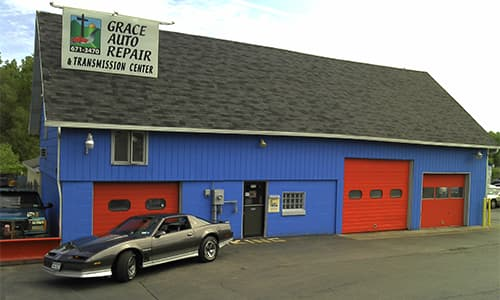 Grace Auto Repair - Auto Repair & Transmission Repair in Webster, NY